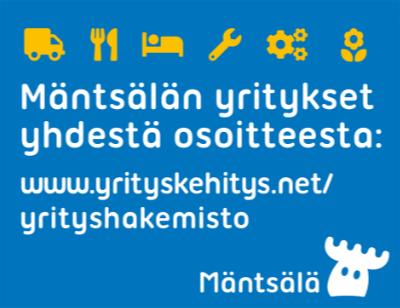 Mäntsälän yritykset yhdestä osoitteesta